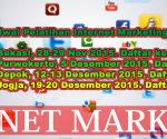 jadwal pelatihan internet marketing seo isparmo 2015